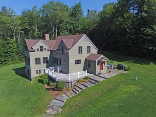 Beautiful retreat in the heart of the Mad River Valley