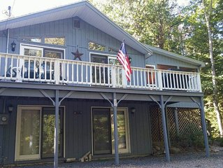 SPACIOUS & PRIVATE HOME - SUISSEVALE ON LAKE WINNIPESAUKEE