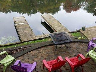Getaway On Portage Lakes