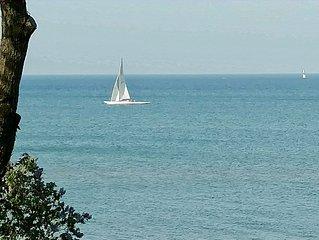 ***Lake Huron -WATERFRONT HOME w/Private Beach***