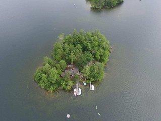 Escape to Pleasant Island