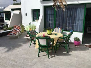 Casa Idaira is a cosy bungalow ideal for peaceful holidays by the Atlantic Ocean