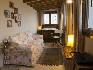 Old-Town Roof-Garden Suite