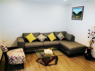 Brand New Apartment, Fully Equiped in City Center