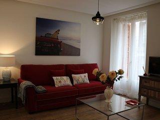 Madrid city center NEW luxury apartment - wifi - confortable  cozy quiet
