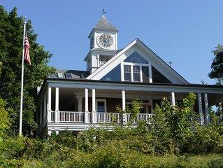 The Rockport Schoolhouse ~ Harbor Views