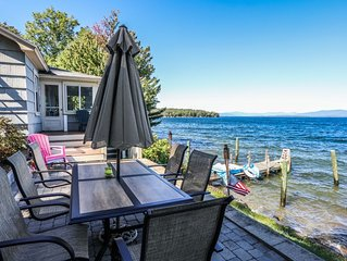 Lake front Winnipesaukee home Alton/Gilford - 10 minutes to Gunstock