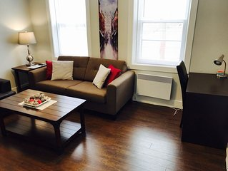 Deluxe Boutique Apartments in Olde Charlottetown 'The Perfect Location'