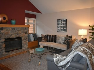 Beautifully Updated And Centrally Located Incline Village MCcloud Unit