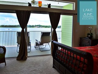 LAKE JUNE ESCAPE VACATION HOME