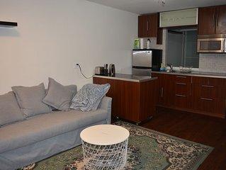 Bright & Spacious Studio Apartment in Toronto