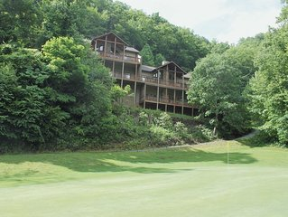 Large Luxury Condo in Smoky Mountain Country Club ($89/weekday thru November 20)