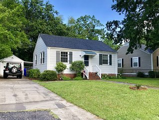 NEW!! 1940's Cottage in Park Circle North Charleston