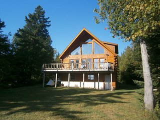 RANGELEY LAKE PRIVATE LAKE FRONT HOME