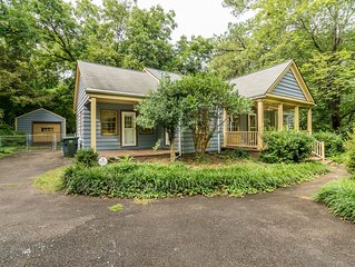 Cute Craftsman Cottage convenient to downtown Raleigh