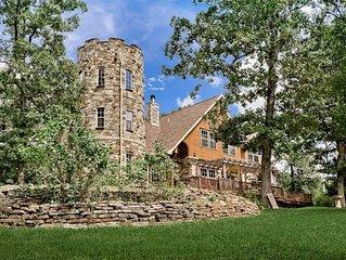 Stonehaven Castle: A rare find!