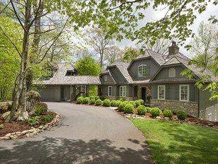Luxury Linville Ridge Country Club Estate Grandfather Mountain (30night minimum)