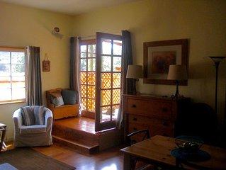 Topanga View Private Cottage