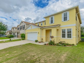 Renewed luxury property 20 min from Disney and major parks