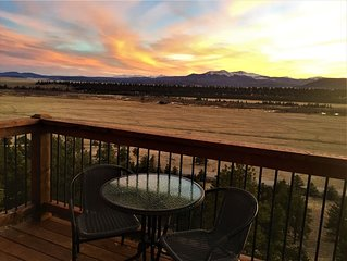 MILLION DOLLAR VIEW in Colorado's Rocky Mountains