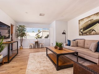 Mediterranean Style 2BR/2BA- in a newly build apartment building in Santa Monica