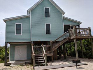 2 Bedroom, second row beach cottage .
