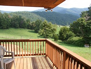 Perfect for Large families a 6 bedroom 3600 SF Cabin in the Valley