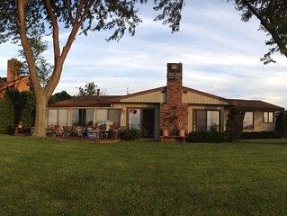 West Bluff Sunset House