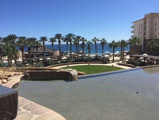 One bedroom, 2 bath  at Grand Solmar Land's End in Cabo San Lucas