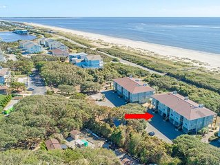 Secluded private OceanFront 3BR Condo steps from the pool golf course and ocean!