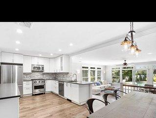 Newly Renovated Hamptons Getaway!