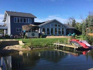 Lakefront Luxury Getaway on Houghton Lake