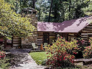 Majestic Getaway Cabin near Wake Forest University