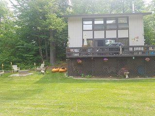 Convenient Eidelweiss retreat, access to several beaches including Silver Lake