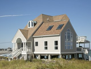Family-friendly, gorgeous oceanfront property with the best views!