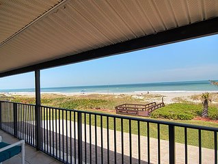 Cocoa Beach Condo With Beautiful Ocean View
