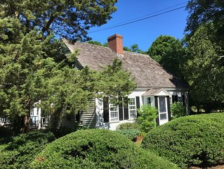 Lovely, historic Cape Cod home