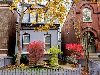 Charming 19th Century House Nearby St. Louis' Best Attractions