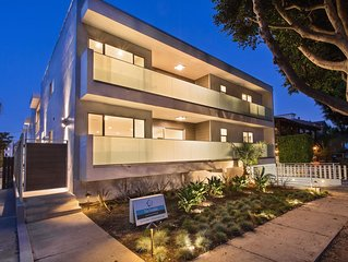 3BR/2BA- newly built luxury apartment in Santa Monica/Silicon Beach