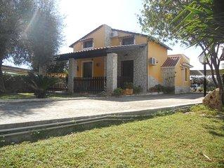 Sabbiadoro House: villa climatizzata a pochi passi dal mare