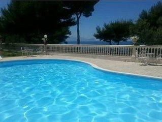 villa Nunziatella   badia   SOLE