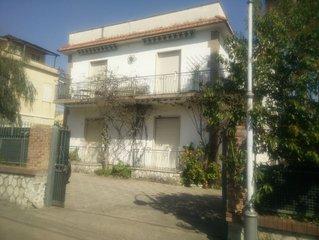 Minturno Scauri Appartamento in villa - 150 mt mare - Monte d'oro - AZZURRO