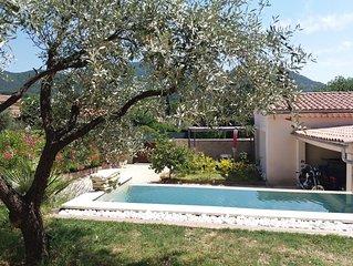 Maisonnette en Drôme Provençale