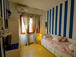 Levante self catering apartment on the beach