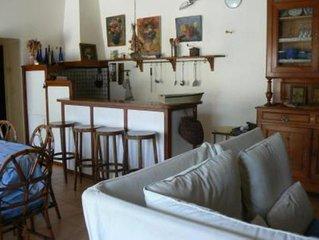 agreable cour fleurie, salon 45 m2