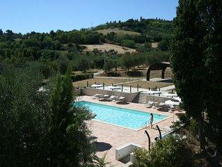 Agriturismo Monte Giove - Appartamento 'Minerva'
