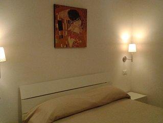 Elegante Appartamento di nuovissima costruzione 50 mq.+veranda.Villa I Gerani...
