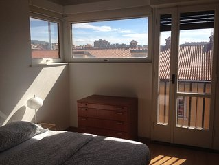 Sunny Apartment Temporary Rent