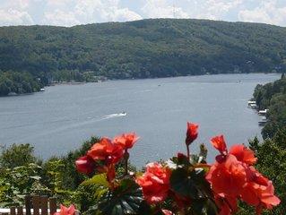 Vue imprenable et accès au lac Beauport, Québec