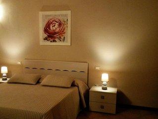Appartamento con due camere da letto in Agriturismo- Lago di Garda